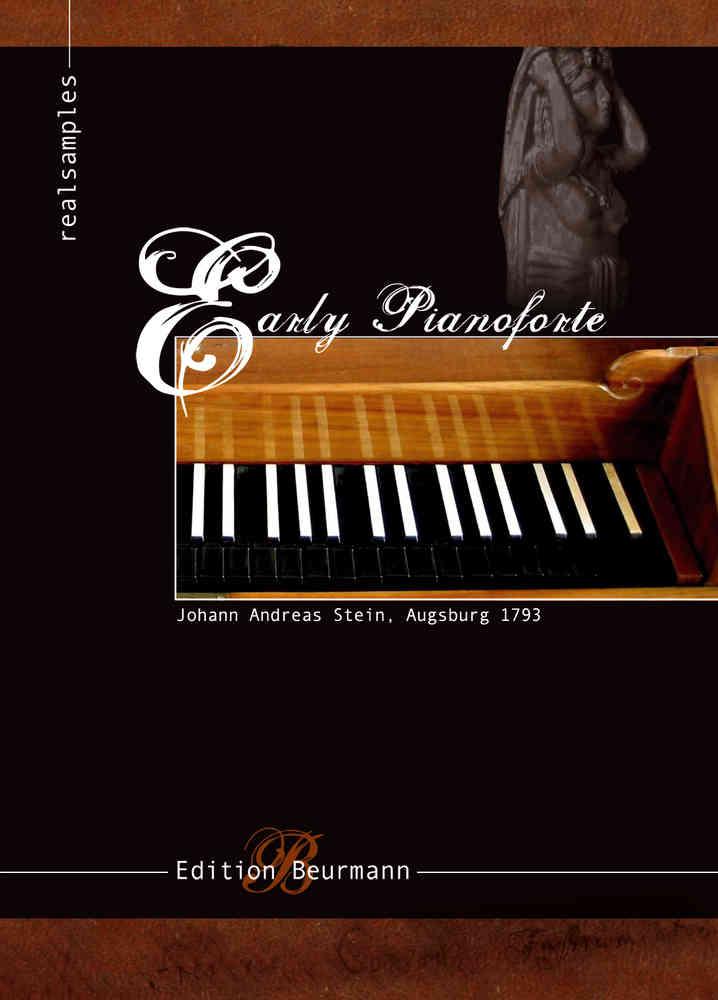Realsamples Pianoforte mintakönyvtár